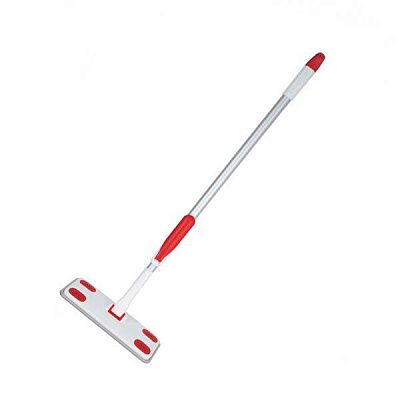 Швабра Xiaomi Appropriate Cleansing From The Squeeze Wash MOP YC-01 (Red-Grey/Красно-Серая)
